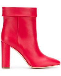 Twin Set - High-heel Ankle Boots - Lyst