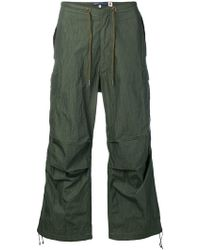 Levi's - Wide Leg Cargo Trousers - Lyst