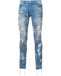MR. COMPLETELY - 'painter' Jeans - Lyst