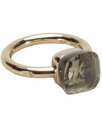 Pomellato   Gold Prasiolite Ring   Lyst