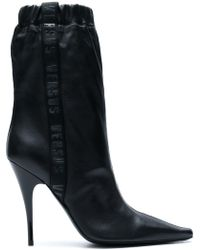 Versus - Slip-on Ankle Boots - Lyst
