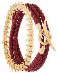 Shaun Leane - Serpent And Signature Tusk Bracelet Set - Lyst