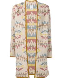 Visvim - Patterned Cardi-coat - Lyst