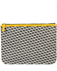 Pierre Hardy - Cube Print Pouch - Lyst