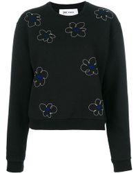 Jimi Roos - Floral Print Sweatshirt - Lyst