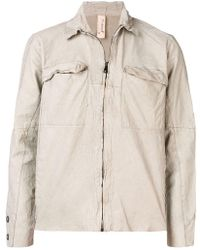 Transit - Structured Shirt Jacket - Lyst