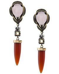 Iosselliani - Burma Clip Earrings - Lyst