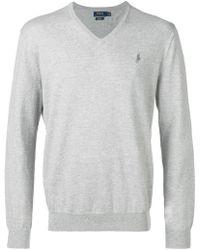 Polo Ralph Lauren - Jersey básico - Lyst