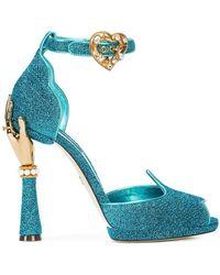 Dolce & Gabbana - Bette Sandals - Lyst