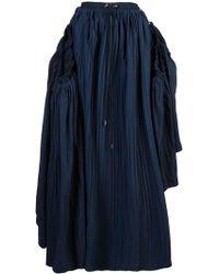 Y. Project - Long Triple Skirt - Lyst