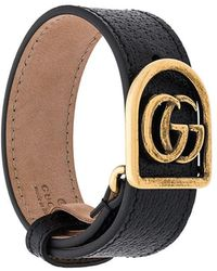 Gucci - Double G Bracelet - Lyst
