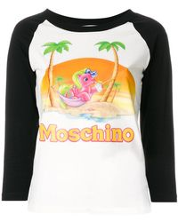 Moschino - My Little Pony Baseball T-shirt - Lyst