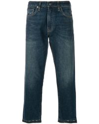 Levi's - Cropped Jeans - Lyst