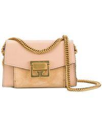 Givenchy - Nano Gv3 Shoulder Bag - Lyst