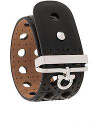 Ferragamo - Gancio Charm Bracelet - Lyst