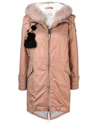 Peuterey - Hooded Padded Parka - Lyst