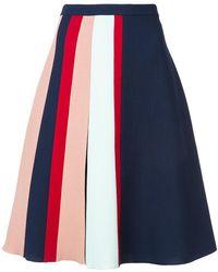 Delpozo - A-line Skirt - Lyst