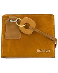 Jacquemus - Mini Structured Tote - Lyst