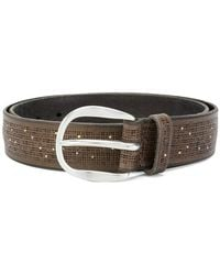 Orciani - Stain Belt - Lyst