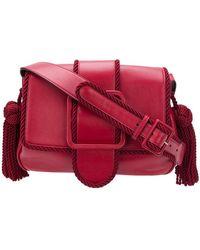 Marco De Vincenzo - Lvr Editions Giummi Leather Shoulder Bag - Lyst