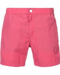 Venroy - Snaplock Swim Shorts - Lyst