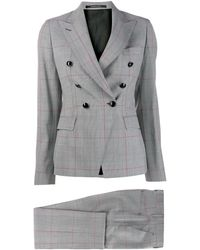 Tagliatore Two-piece Trouser Suit