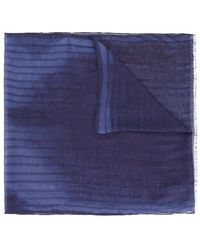 John Varvatos | Colour Contrast Scarf | Lyst