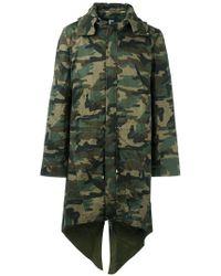 Hood By Air - 'uniform' Coat - Lyst