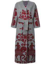 Yuliya Magdych | Cavalier Wrap Coat | Lyst