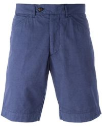 Officine Generale - Chino Shorts - Lyst