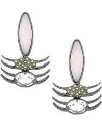 Camila Klein - Oval Earrings - Lyst