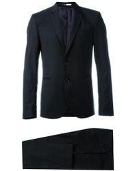 PS by Paul Smith - Two-button Slim Suit - Lyst