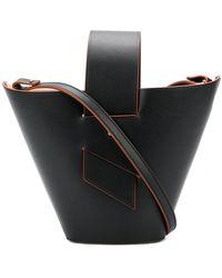 Carolina Santo Domingo - Bucket Shoulder Bag - Lyst