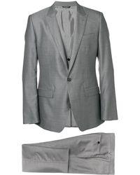 Dolce & Gabbana - Three Piece Suit - Lyst
