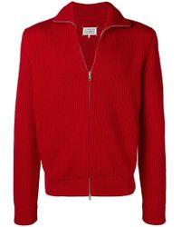 Maison Margiela - Knitted Jacket - Lyst