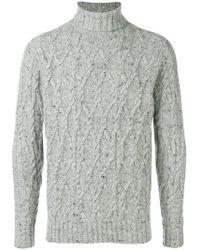 Drumohr - Turtleneck Sweater - Lyst