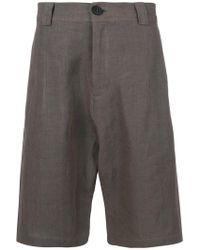 Isabel Benenato - Tailored Shorts - Lyst