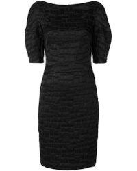 Talbot Runhof - Poise1 Dress - Lyst