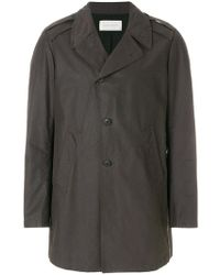 Mauro Grifoni - Single Breasted Coat - Lyst