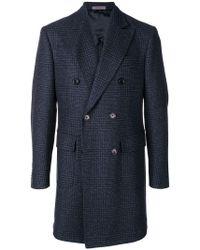 Corneliani - Long Formal Blazer-coat - Lyst