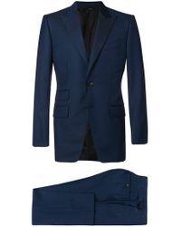 c2677d737e Tom Ford - Costume ajusté classique - Lyst
