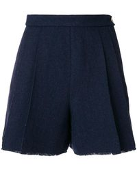 Thom Browne - High-waisted Shorts - Lyst