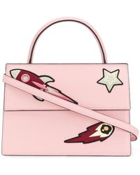 Frankie Morello - Rocket Patch Tote - Lyst