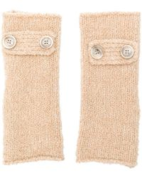 Eleventy - Fingerless Gloves - Lyst