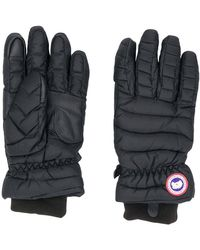 Canada Goose - Padded Gloves - Lyst