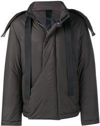 Odeur - Padded Hooded Jacket - Lyst