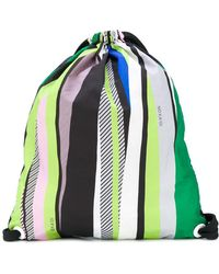 NO KA 'OI - Olympic Print Drawstring Bag - Lyst
