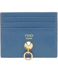Fendi - Flat Card Holder - Lyst