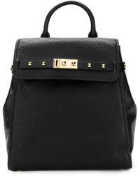 MICHAEL Michael Kors - Studded Square Backpack - Lyst