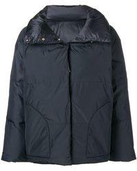 Peserico - Hooded Padded Jacket - Lyst
